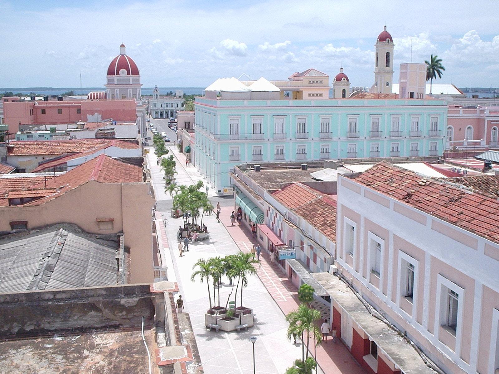 Boulevard de Cienfuegos